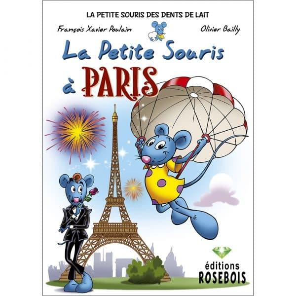 Petite Souris à Paris