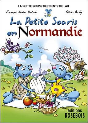 Livre pour enfant sur la Normandie