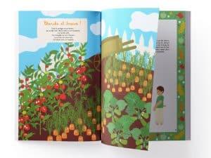 Cahier d'activités sur la nature