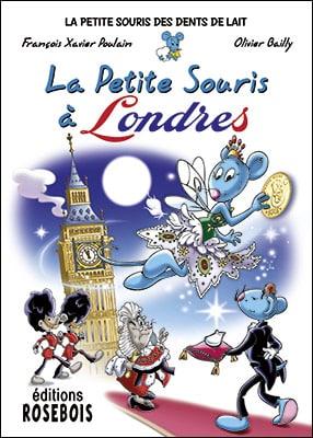 Livre pour enfant à Londres